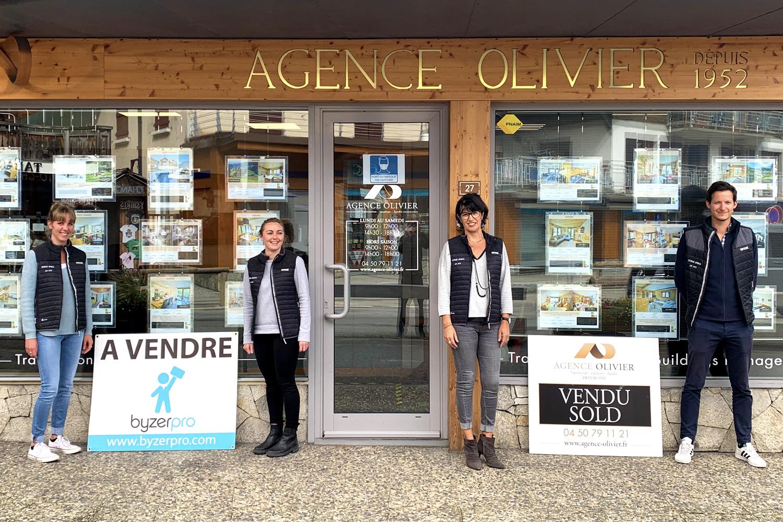 Agence Olivier, Byzerpro.com