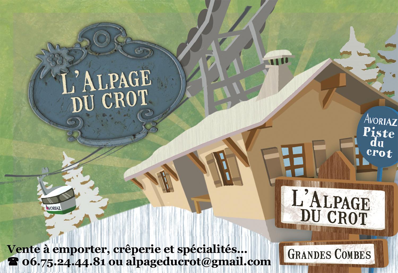 Alpage du Crot, Avoriaz