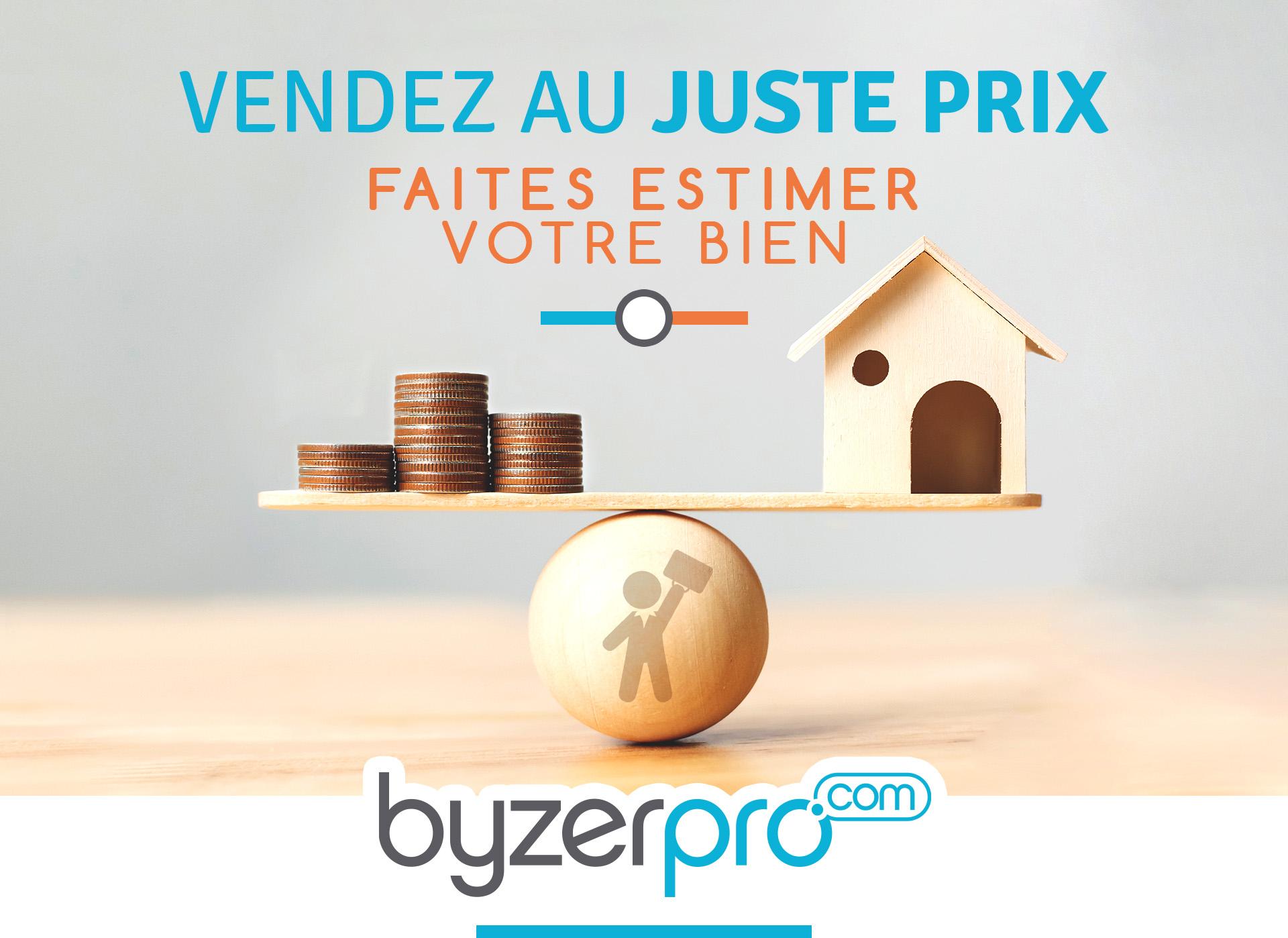Estimer son bien immobilier, Byzerpro.com