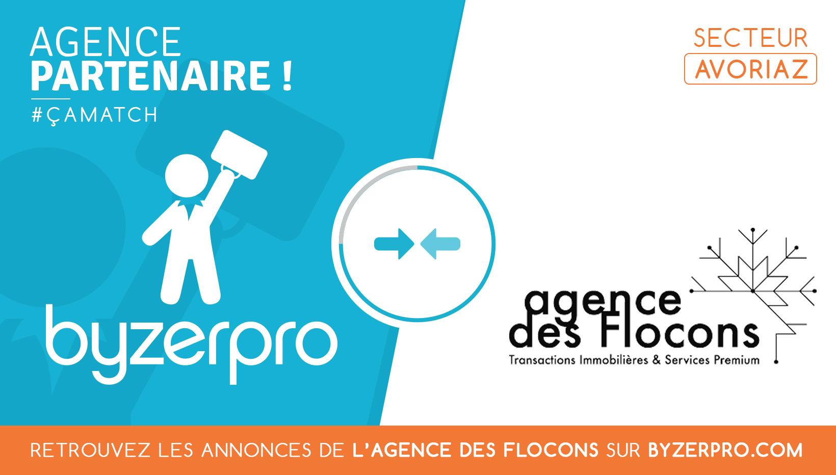 Agence des Flocons, partenaire Byzerpro.com