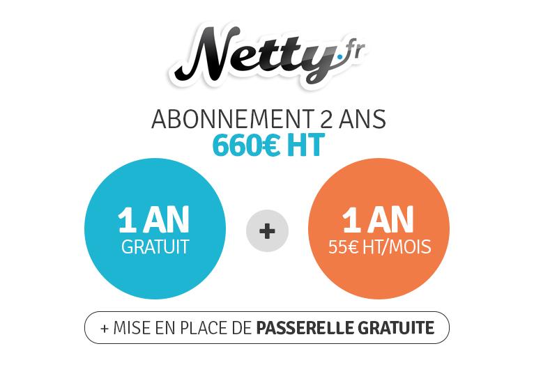 Offre Netty