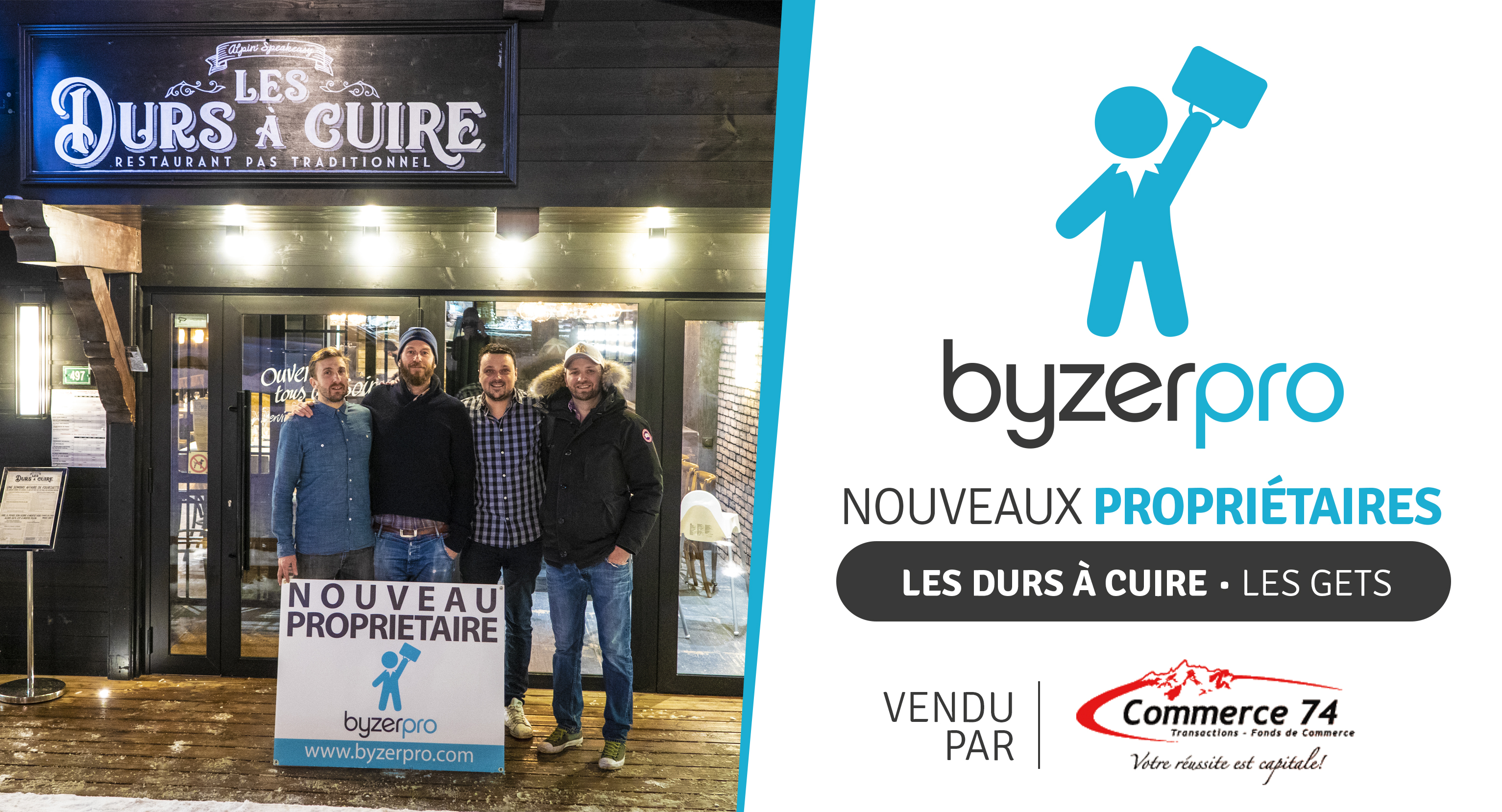 Vente Les Durs à Cuire, Les Gets, Byzerpro.com
